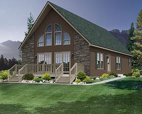 Modular Chalet Homes