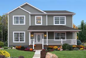 Modular Two Story Homes